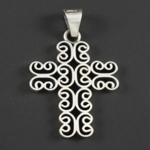 Plain Cross Pendant