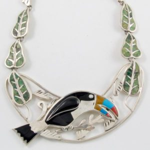 Toco Toucan Necklace