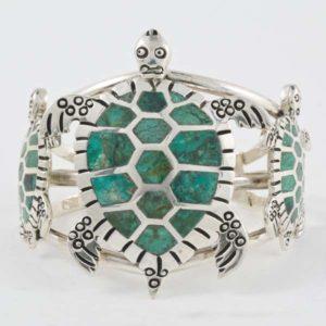 Turtle Stone Bracelet