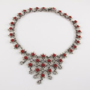 Coral Elegant Necklace
