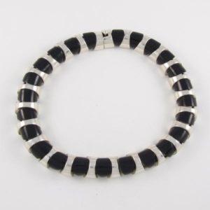 Circular Onix Necklace