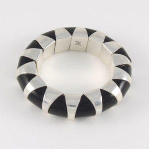 Circular Onix Bracelet