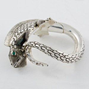 Chameleon Stone Bracelet