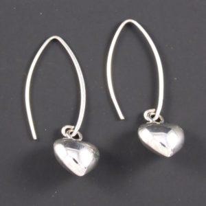 Heart Fine Earrings