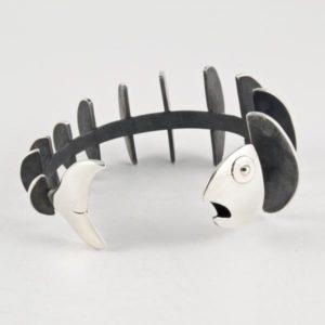 Fishbone Bracelet