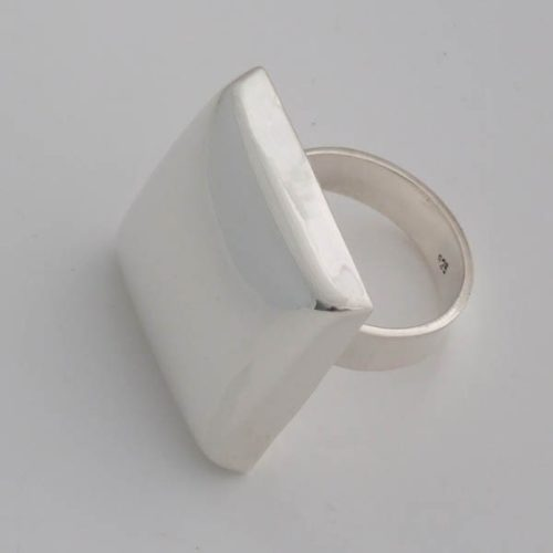 Plain Square Ring
