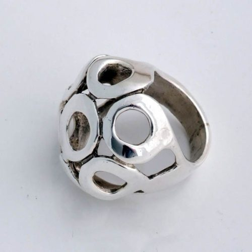 Plain Ring With Circles
