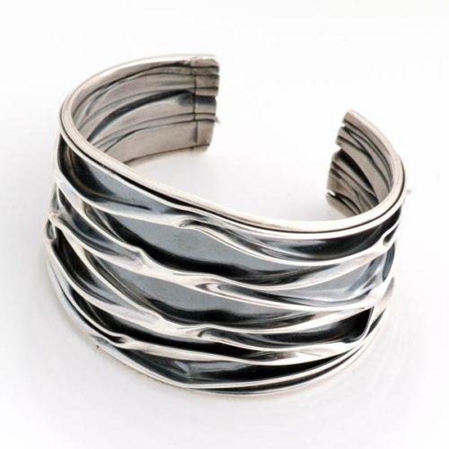 Scrunch Plain Bracelet