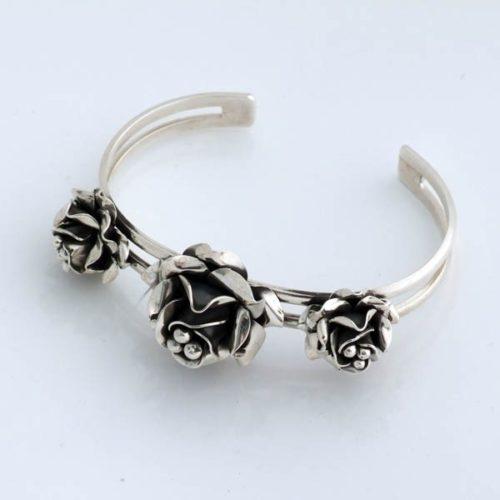 3 Roses Bracelet