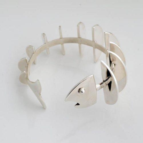 Fishbone Plain Bracelet