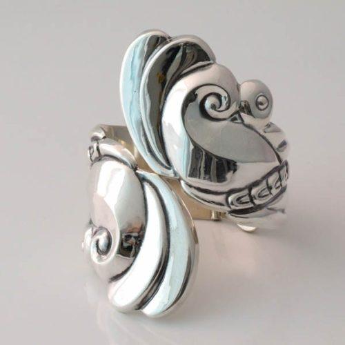 Silver Plain Bracelet