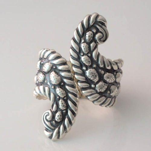 Plain Silver Bracelet