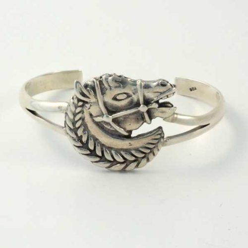 Horse Head Bracelet