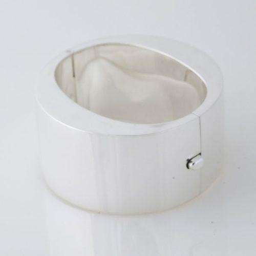 Oval Plain Bracelet