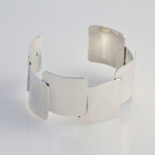 Bracelet Plain/Hammered