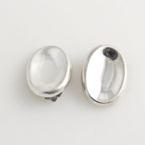 Plain Clip On Earring