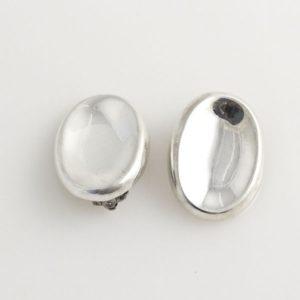 Plain Clip On Earring