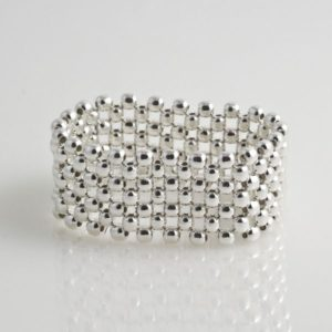 Plain Balls Bracelet - Medium - Large