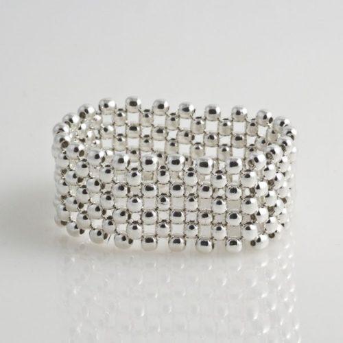 Plain Balls Bracelet - Medium - Large