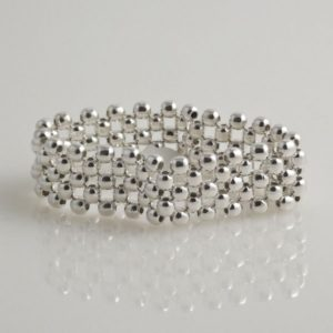 Plain Balls Bracelet - Medium