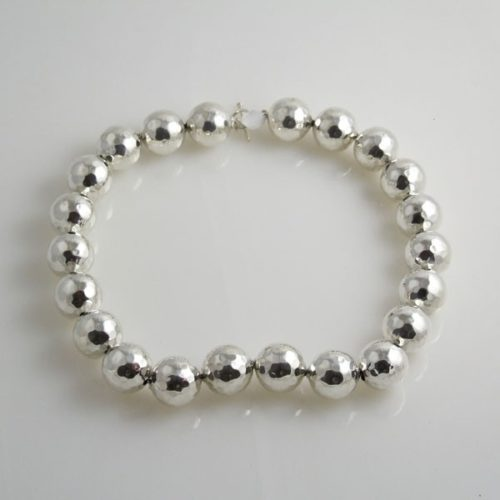 Plain Ball Bracelet - Medium