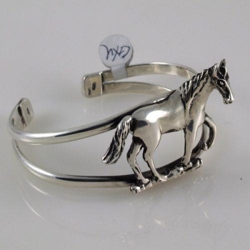 Plain Horse Bracelet