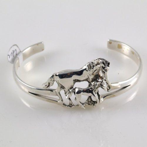 Plain Horses Bracelet