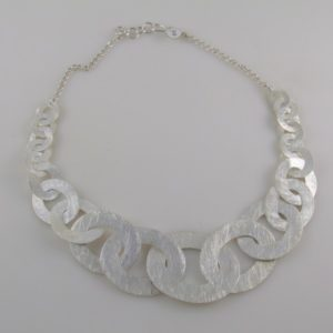 Brushed Necklace