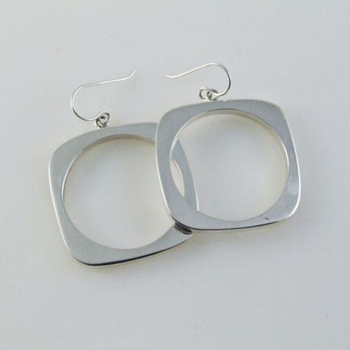 Post Plain Earrings