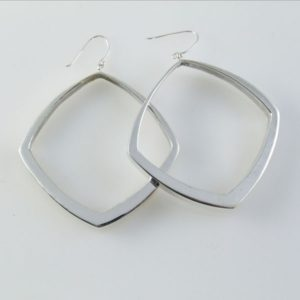 Plain Post Earrings