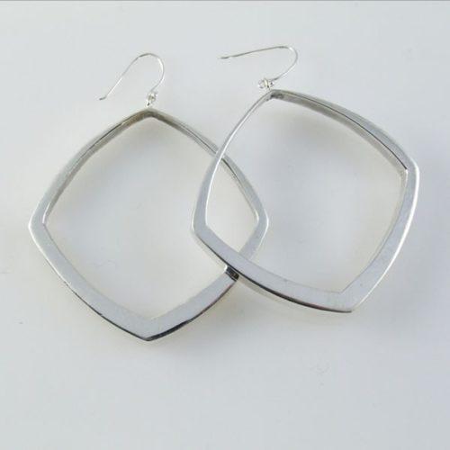 Plain Post Earrings