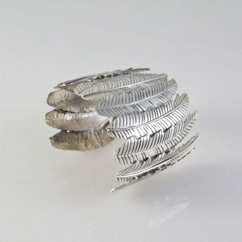 Leaf Plain Bracelet