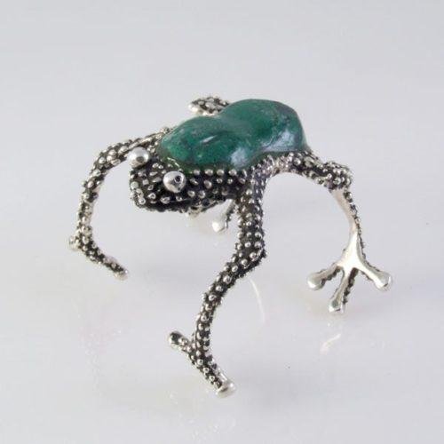 Green Turquoise Stone Bracelet