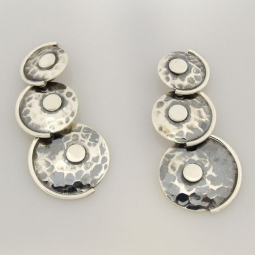 Clip On Round Earring