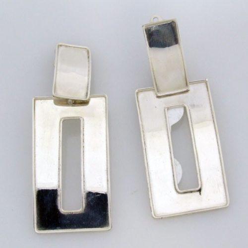 Clip On Plain Earrings