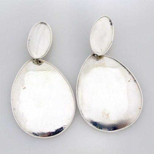 Clip On Earrings Plain