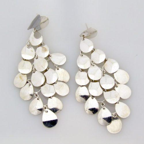 Wire Earrings Plain